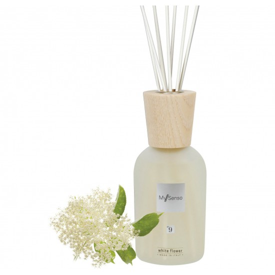 """My Senso"" kvapų difuzorius ""White flower"" 240 ml"